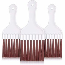 3 Pieces Air Conditioner Condenser Fin Cleaning Brush, Refrigerator Coil Cleanin