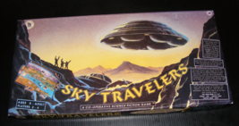 Sky Travelers A Co-Operative Science Fiction Game - $45.00