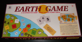 1979 Earth Game - A Co-Operative Game about Saving Planet Earth - $40.00