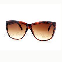 Chic Designer Womens Celebrity Style Sunglasses Oversized Square - $7.95