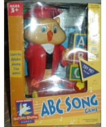 Milton Bradley - ABC Song Game (NEW) - $25.00