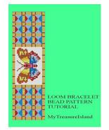 Bead Loom Vintage Butterfly Bracelet Pattern PDF - $5.00