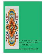 Bead Loom Vintage Motif 7 Bracelet Pattern PDF - $5.50