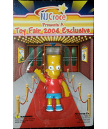 The Simpsons -Bart Simpson Toy Fair Exclusive(2004) - $15.00