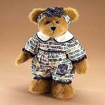 "Boyds Bears ""Madeline Bearsley"" 12"" Licensed Crayola® Bear #919139 - NWT- 2008 - $39.99"