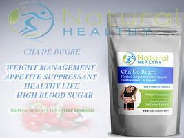 30 Cha De Bugre Weight loss Brazilian Diet Pills effective Natural fat burner  - $4.29