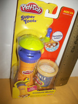 Playskool Sculpt Craft Kit PlayDoh Sprinkle Confetti Maker Model Clay Super Tool - $9.49
