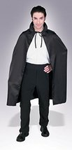 "16253 (Black) 45"" Costume Cape - $8.88"