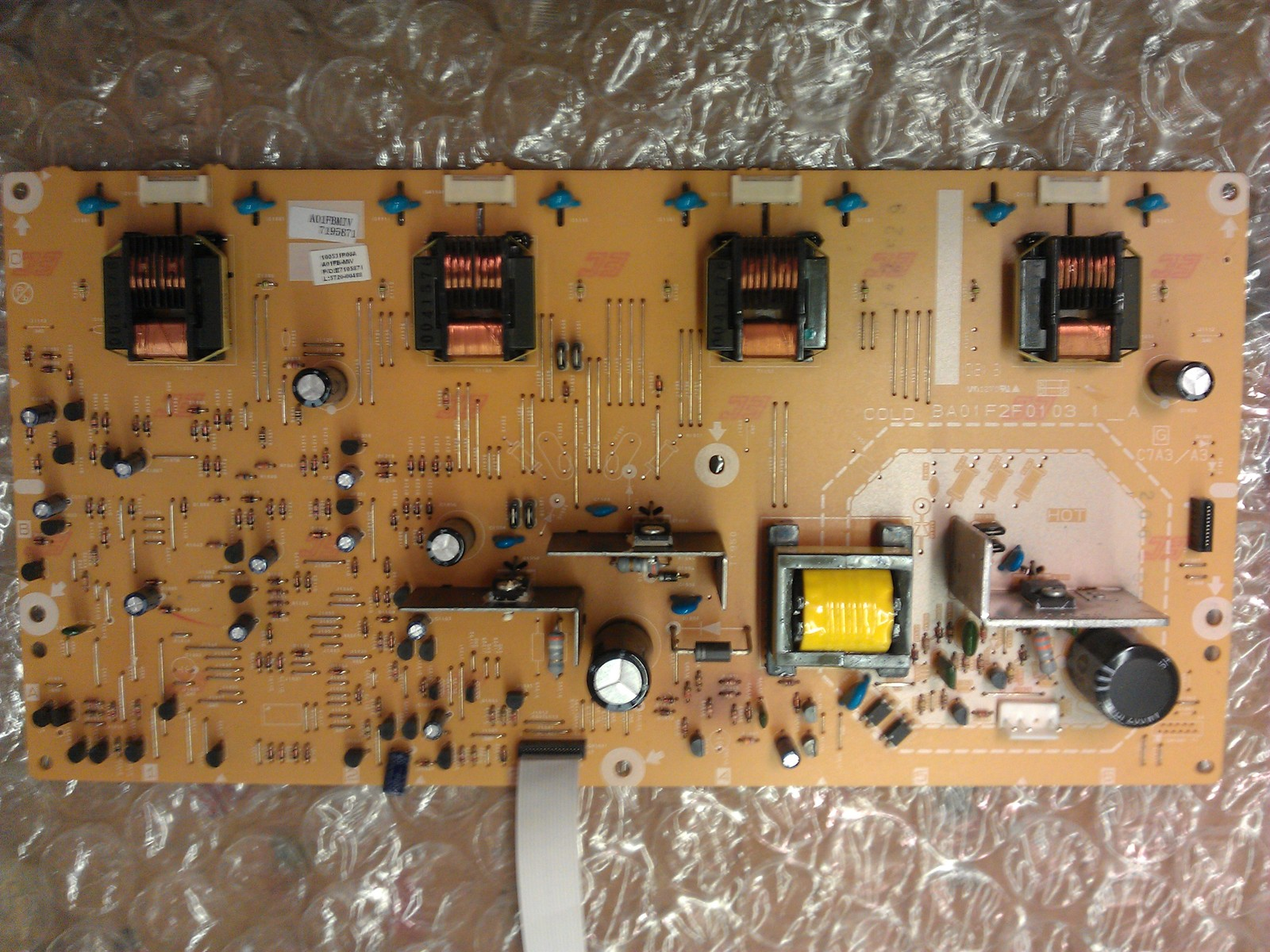 A01FBMIV A01FB-MIV Inverter Board From Philips 32PFL3505D/F7 DS1 LCD TV