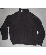 Kingsbridge Size 2X  Black Lined Polyester Microfiber Jacket NWT - $24.99