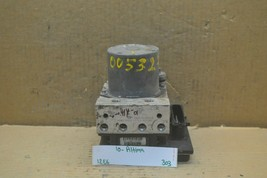 2010 Nissan Altima 2.5L ABS Pump Control OEM 47660ZX00A Module 303-12e6 - $9.99