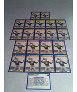 ***BOB WILLIAMS***   Lot of 21 cards / Notre Dame - $9.99