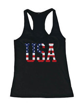 Women's Graphic Tanks Shirts - American Flag USA - $14.99+