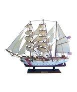 Handcrafted Nautical Decor USCG Eagle Navy Tall Ship - $139.00