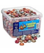 TYRKISK PEBER (Turkish Pepper) candy 2.2kg Hot&Sour looseweight FAZER EX... - $54.44