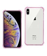 Iphone Xs Max Clear Bumper Case With Air Cushion Protection In Clear Hot... - $7.80