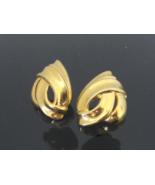 Vintage Jewelry Gold-Tone Ladies Earrings  - $5.99