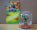 Skylanders Swap Force Jade Fire Kraken Fire Bounce Figure New Open Package