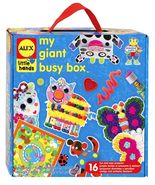 ALEX Toys Little Hands My Giant Busy Box New - $27.99