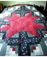 **Customized Handmade Log Cabin Star Full/Doubl... - $250.00