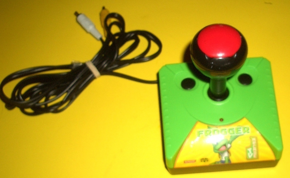 Primary image for FROGGER  PLUG N PLAY GAME