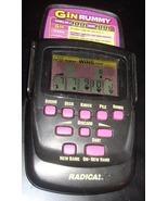 GIN RUMMY ELECTRONIC HANDHELD GAME RADICA - $24.00