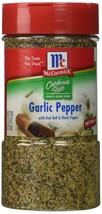 McCormick California Style Garlic Pepper - 7.5 oz. - $12.35