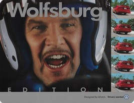 1998 Volkswagen GOLF and JETTA WOLFSBURG Edition brochure catalog sheet ... - $9.00