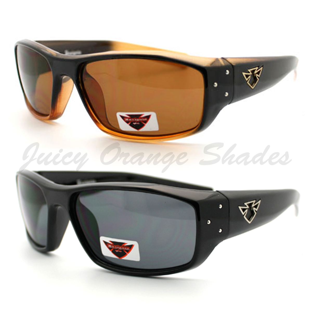 MENS Designer Sunglasses RECTANGULAR Plastic Frame SKATE Shades More Colors
