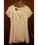 Byer California Ivory Dress - Size Juniors 9 - $14.99