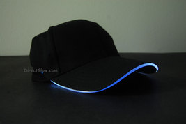 Led glow hat white1 thumb200