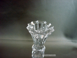 Mikasa Sterling Pattern Candle Holders Set of 2 Retired 1998 image 2