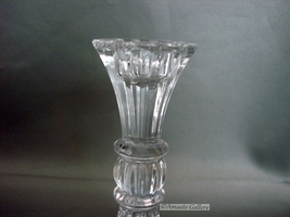 Mikasa Sterling Pattern Candle Holders Set of 2 Retired 1998 image 3