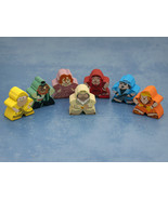 Custom Stuff and Nonsense Meeple Set (7 figures) - $10.00