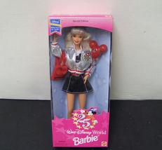Disney Barbie - Walt Disney World 25th Anniverary Doll - $46.95
