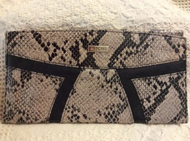 Miche Classic Shell Stella Black/Cream Faux Snakeskin - $22.00