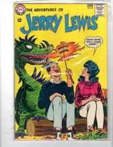 Adventures of Jerry Lewis - DC Comics 1957 - $5.95