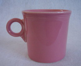 Fiesta Rose T & J Mug Fiestaware Contemporary - $28.00