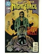 NIGHT FORCE #11 (DC Comics, 1986 Series) NM! - $1.00