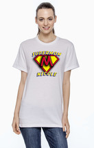 Personalized Mother's Day T-shirt *NEW* Supermom plus Optional Card #2 - $9.99