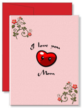 Personalized Mother's Day Greeting Card *NEW* Full Color HQ - $4.99