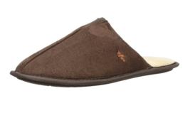 Dockers Men's Microsuede Slipper with Fleece Lining - $31.55 CAD