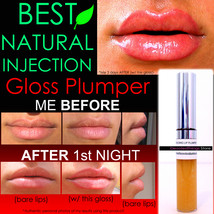 NATURAL INJECTION LIP PLUMPING GLOSS EXTREME REBUILDING LIP PLUMPER THAT... - $39.99