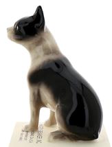 Hagen-Renaker Miniature Ceramic Dog Figurine Boston Terrier Pedigree Sitting image 2
