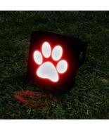 Paw Print LED Hitch Cover - Third Brake Light - $49.95