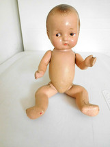 """Vintage 1930's Composition 8"""" All Jointed Baby Doll - $24.99"""