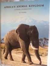 Africa's Animal Kingdom A Visual Celebration Kit Coppard Soft Cover Full... - $9.79
