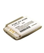 Sanyo SCP-8100 Li-Ion Cell Phone Battery from Batteries - $9.89