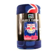 MLS New York Red Bulls 50 x 60 inch Blanket - New Lower Price! - $14.50