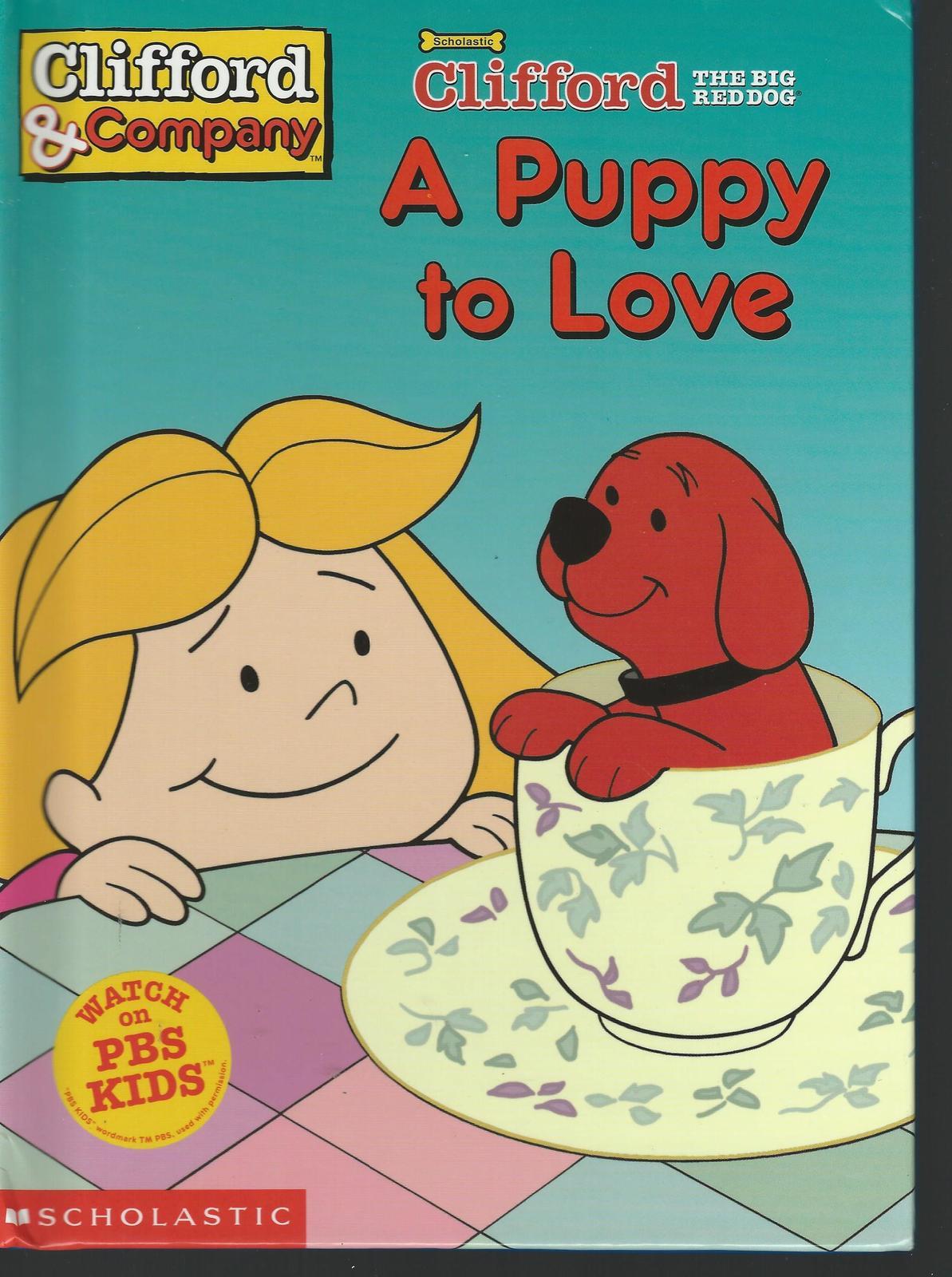 A puppy to love 001